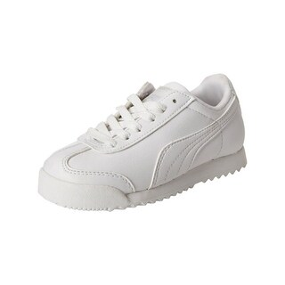 Puma Girls Roma Basic Sneakers Low Top Trainer