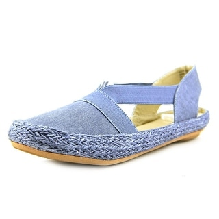 Rialto Sloan Women Round Toe Canvas Flats