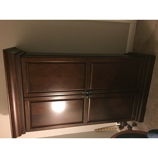 Top Product Reviews for Ashley Heights Home Bar Wine Cabinet ...
