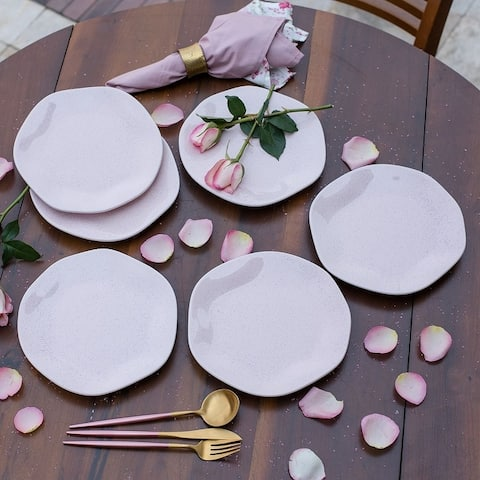 "Manhattan Comfort RYO 6 Medium 8.46"" Salad Plates"