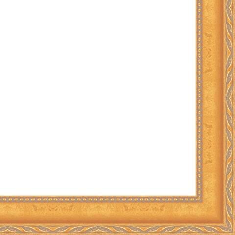 Studio Silversmith 20490 5x7 Rope Rust Gold
