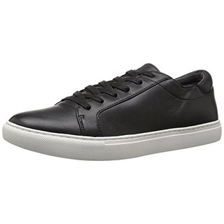 Kenneth Cole New York Womens Kam Casual Leather Fashion Sneakers