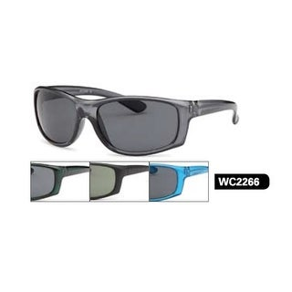 West Coast Mens Active Sunglasses