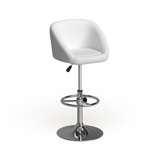 Carson Carrington Grenaa Adjustable Bar Stool