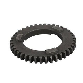 40 Teeth Straight Cut Gear Dark Gray for Bosch GBH2-28DRE Hammer Drill
