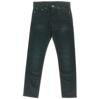Levi Strauss & Co. Mens Denim Solid Skinny Jeans - 31/30