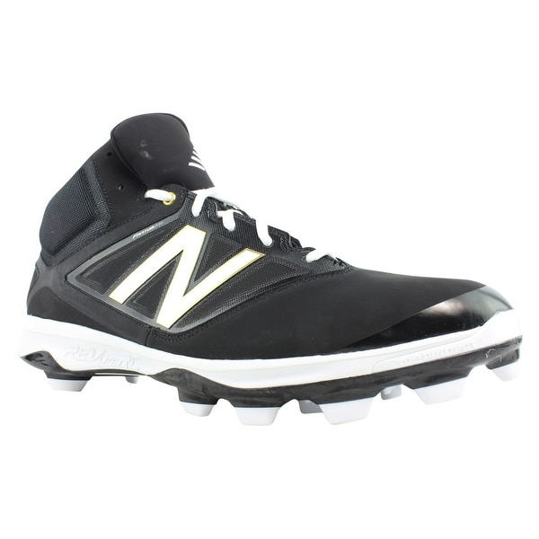 7d3a2b9ab14e9 Shop New Balance Mens 4040 V3 Black Cleats Shoes Size 16 New - Free ...