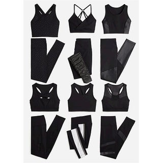 Link to Brand - Core 10 Women's Icon Series - The Ballerina Sports Bra, black,... - X-Small Similar Items in Intimates