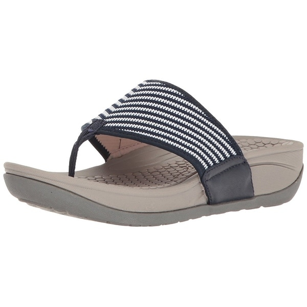 Bare Traps Womens Dasie Open Toe Casual Slide Sandals