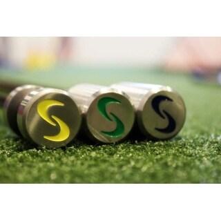 SuperSpeed Golf Ladies Golf Swing Training System 3 Pc Club Set w Tempo Trainer