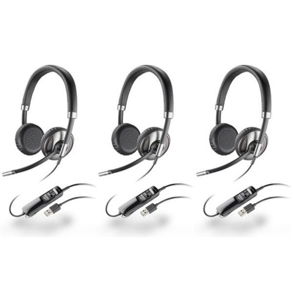 Plantronics Blackwire C720 Corded USB Headset