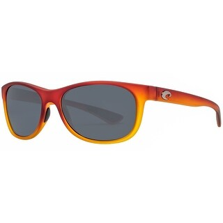 Costa Del Mar Prop PR79 OGP Matte Sunset Fade/Gray 580P Polarized Sunglasses - frosted sunset fade - 55mm-17mm-130mm