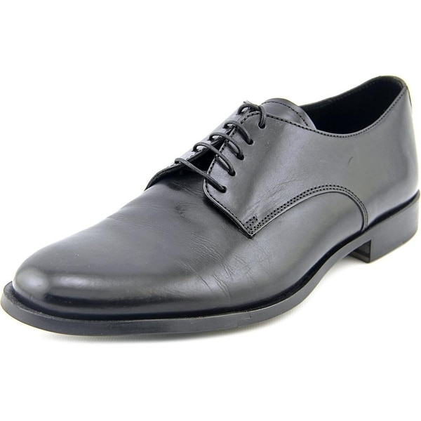 Theory Etten   Round Toe Leather  Oxford