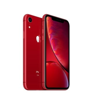 Apple iPhone Xr 64gb Red Unlocked Refurbished
