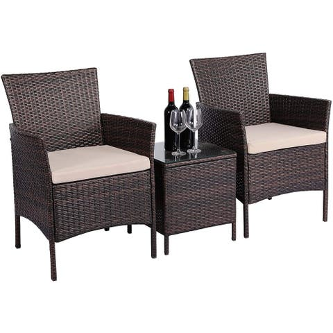3-piece Patio Bistro Outdoor Furniture Set by Havenside Home