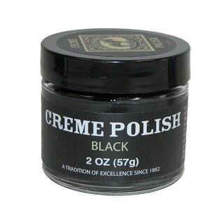 Bickmore Black Creme Leather Polish