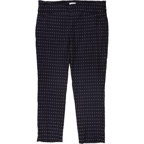 Charter Club Womens Cambridge Casual Trouser Pants