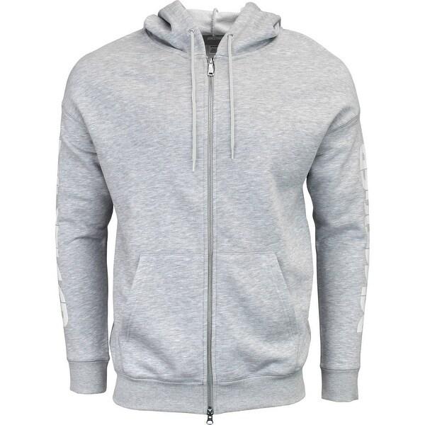 ASICS Logo Sweat Full Zip Hoodie Mens Casual Hoodie Pullover -. Opens flyout.