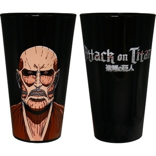 Link to Attack on Titan Pint Glass Similar Items in Glasses & Barware