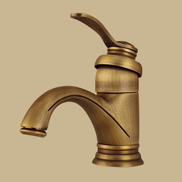 Shop Renovator S Supply Bathroom Single Hole Sink Faucet Antique