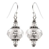 Talia Earrings (crystal) - Exclusive Beadaholique Jewelry Kit