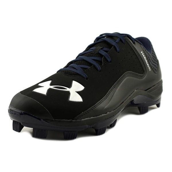 Under Armour Team Yard Low Tpu Men Blk/Blk/Mdn Cleats