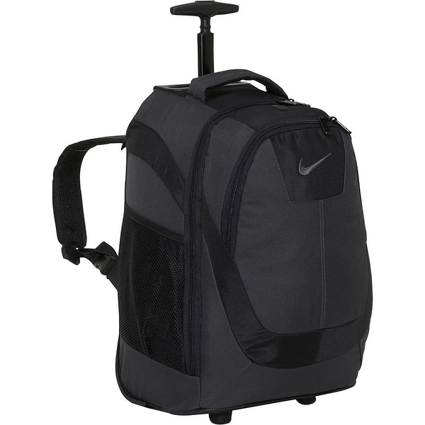 b3a685fb5088 Shop Nike Swoosh Rolling Backpack - Free Shipping Today - Overstock -  20600961