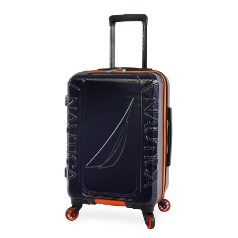 """Nautica Maker 21"""" Carry On Hardside Spinner Luggage"""