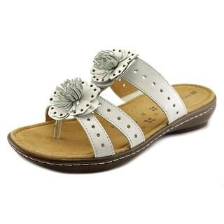 Naturalizer Jayda Women Open Toe Leather Sandals