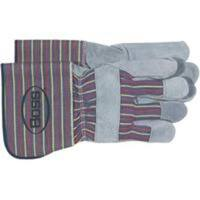 Boss 4046 Gauntlet Leather Palm Glove, Large