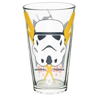Star Wars The Force Awakens - 16 oz. Pint Glass Set of 2