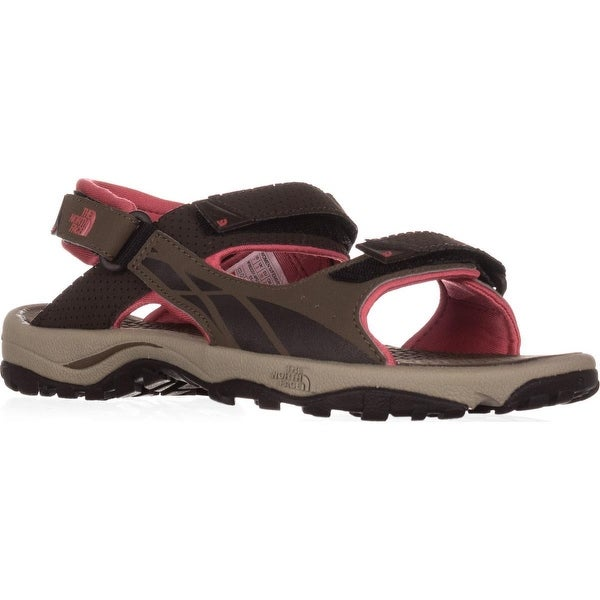 The North Face Storm Flat Sport Sandals, Cub Brown - 7 us / 38 eu