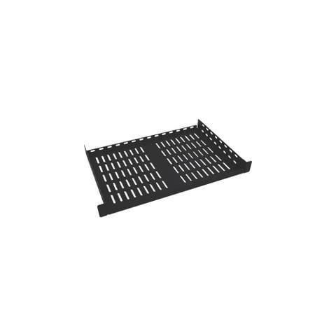 Tripp Lite SRSHELF2P1UTM Tripp Lite Rack Enclosure Cantilever Toolless Mount Fixed Shelf 1URM - Black