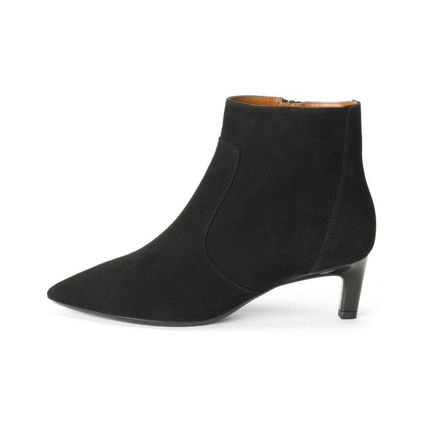 Aquatalia Womens Marilisa Suede Ankle Boot,