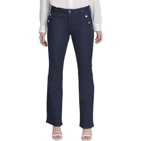 Dkny Womens Sailor Trouser Fit Jeans