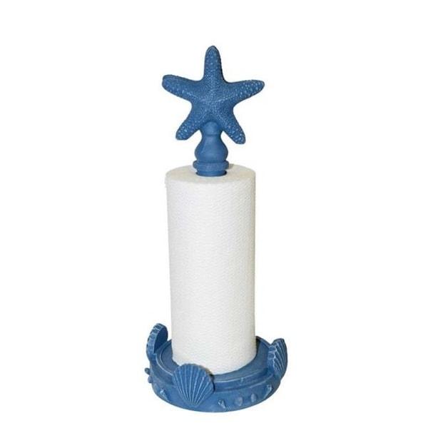 Coastal Paper Towel Holder Stunning Shop Hickory Manor Home Starfish Paper Towel Holder Coastal Blue