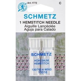 Hemstitch Machine Needle-Size 16/100 1/Pkg - size 16/100 1/pkg