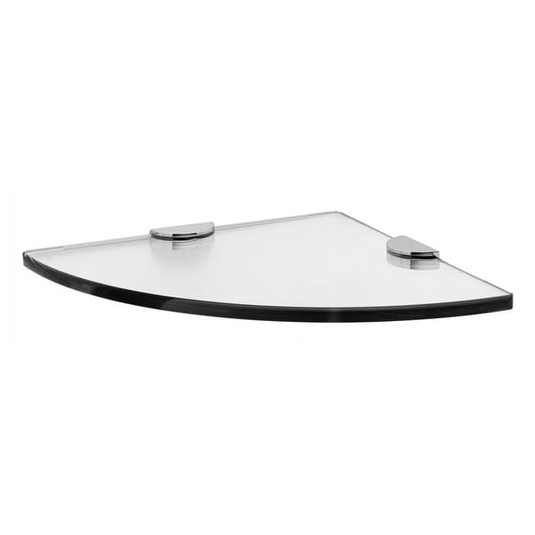 Shop Ginger 0218ct 10 10 38 Tempered Glass Corner Tray From The