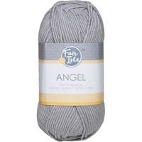 Fair Isle Angel Yarn-Silver