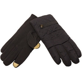 Men Winter Gloves Fingertips Touchscreen Texting, Fall Winter, Cell Phone Text