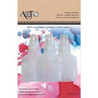 Empty - Art-C Dropper Bottles 3/Pkg