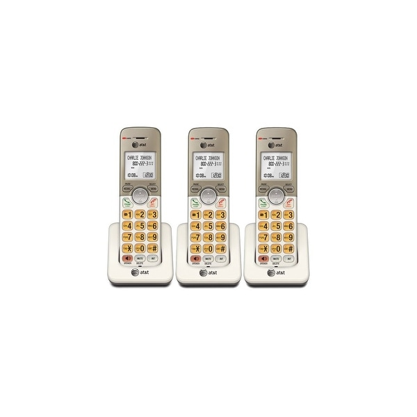 AT&T EL50013 3-Pack Cordless Extension Handset With Caller ID / Call Waiting