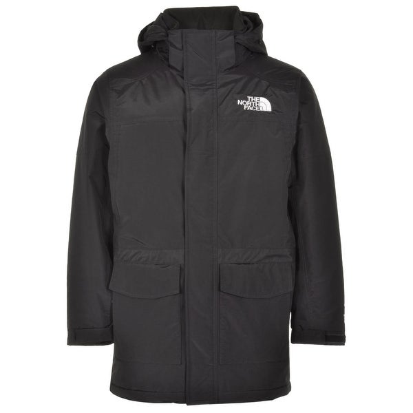 The North Face Carnic Jacket HyVent Insulated Hoodie Solid Black