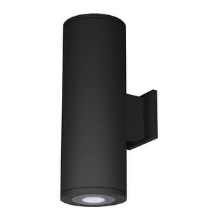 WAC Lighting DS-WD06-U Tube Architectural 6 Inch Wide LED Double Sided Outdoor Wall Sconce with Ultra Narrow Beam and Towards