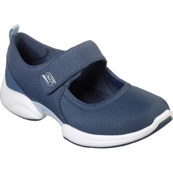 183352133a7 Shop Skechers Women's Skech-Lab Chic Intuition Mary Jane Navy/Light ...