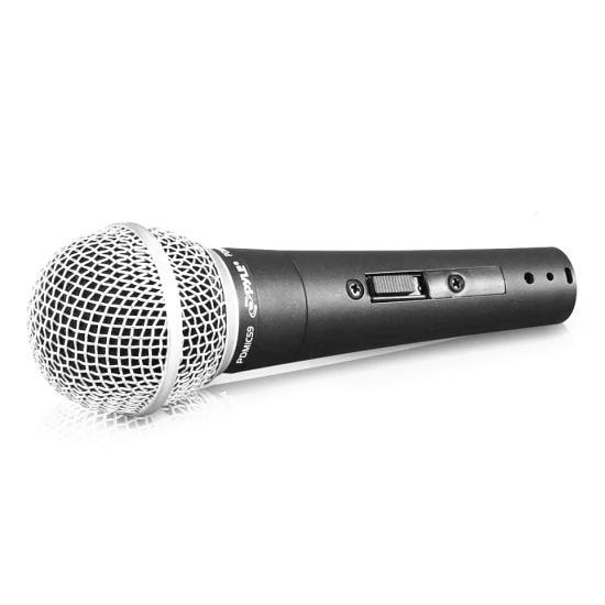 Professional Dynamic Microphone, Unidirectional Handheld Mic