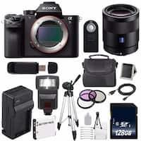 Sony Alpha a7S II a7S Mark II a7SII ILCE7SM2/B Mirrorless Digital Camera (International Model no Warranty) 6AVE Bundle 104