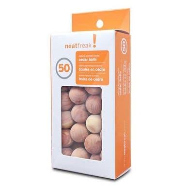 NeatFreak® 50-Pack of Cedar Balls