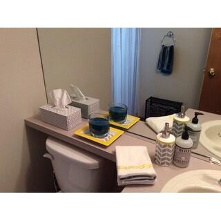 Intelligent Design Elle 5-piece Bath Accessory Set