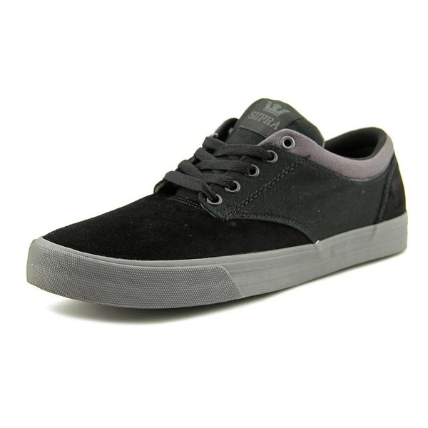 Supra Chino Round Toe Suede Sneakers